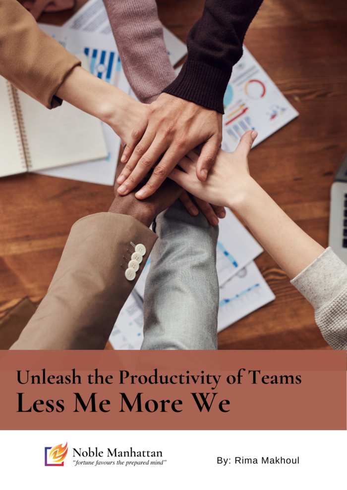Unleash the Productivity of Teams