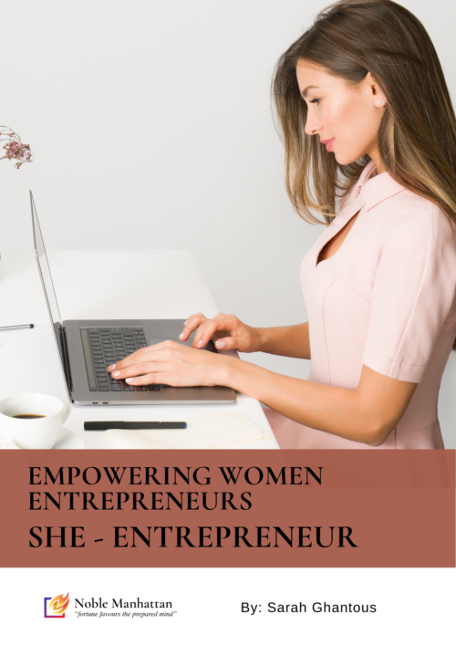 Empowering Women Enterpreneurs